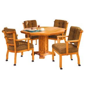 T5224 Casual Dining Table u0026 C1506-4LC Caster Chairs  sc 1 st  IM David & Caster Chairs u2013